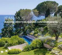 Contemporary Mediterranean gardens by Jean Mus